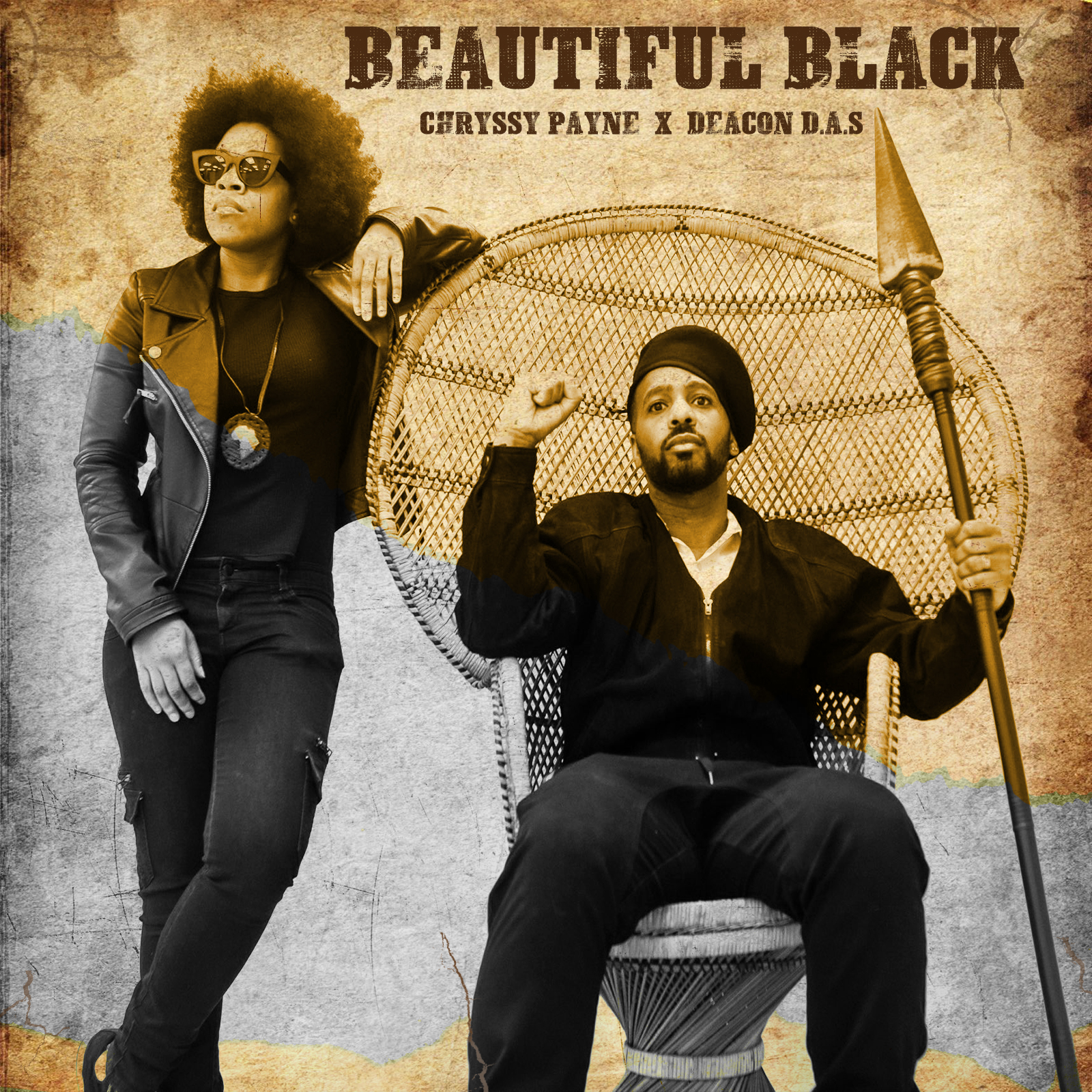 Deacon D.A.S. + Chryssy Payne : Beautiful Black – Music Video
